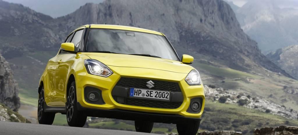 Ya sabemos el precio del Suzuki Swift Sport, directo a por el Abarth 595 desde 19.370 euros