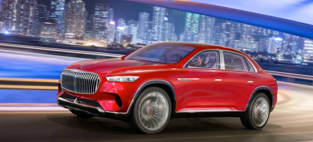 Muy lujoso y eléctrico, así es el primer SUV de Mercedes-Maybach, con 750 CV y 500 km de autonomía