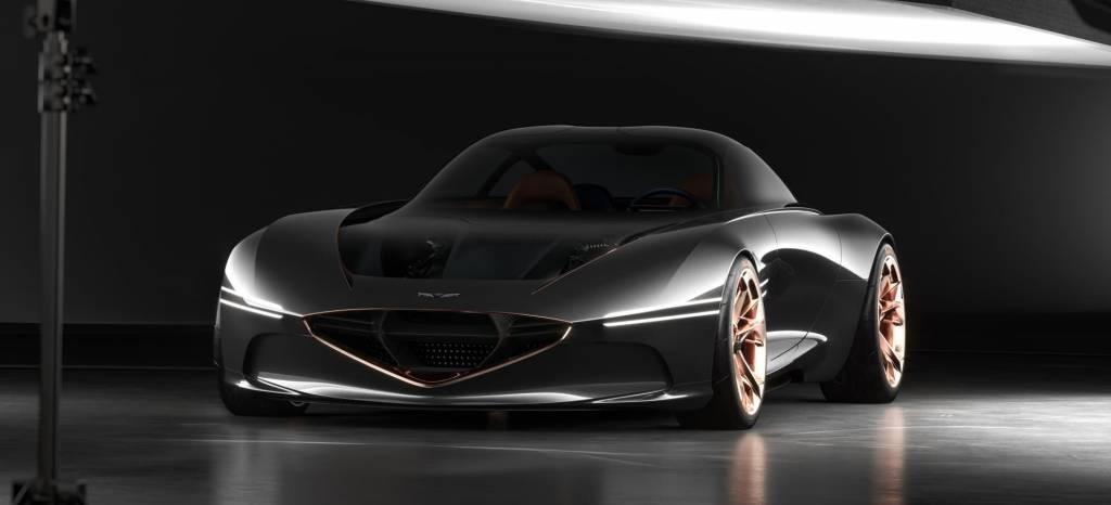 Elegante y futurista, así es el deportivo eléctrico que nos ha presentado Hyundai bajo la insignia de Genesis