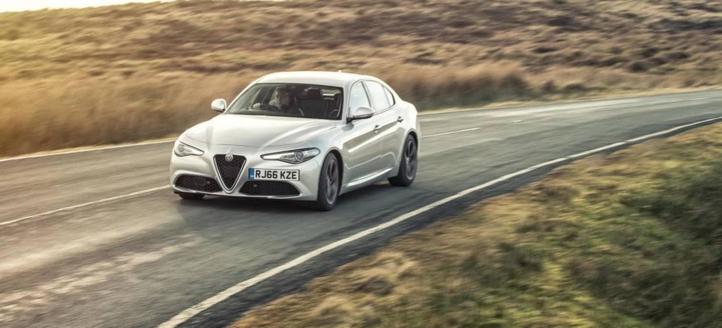 Alfa Romeo revisa los motores diésel del Alfa Romeo Giualia y ahora son más potentes