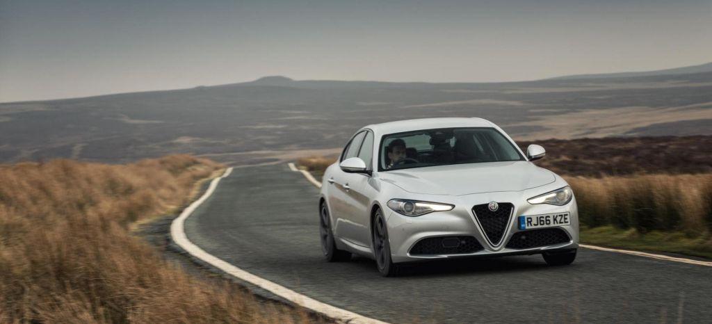 Tienes un Alfa Romeo Giulia diésel bien equipado por menos de 43.000 euros