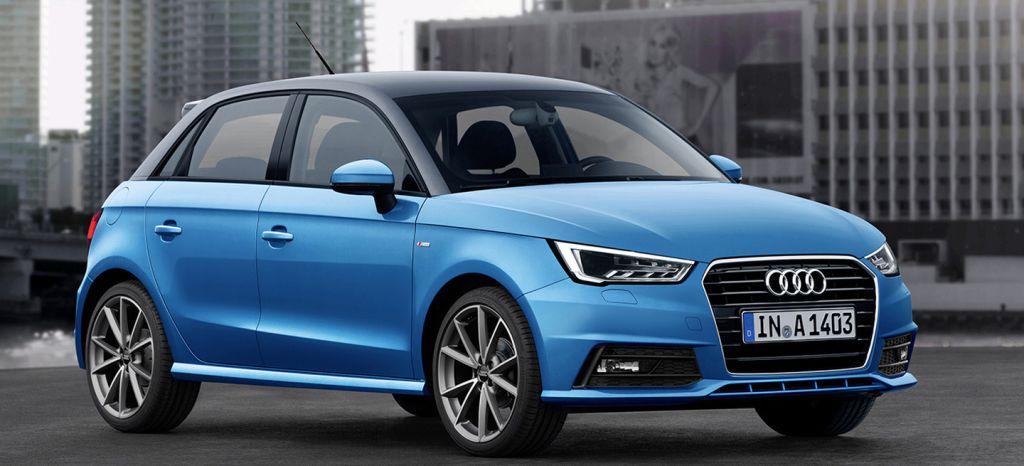 Audi A1 2015, gama y precios: en promoción desde 14.900 euros