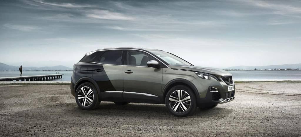 ¿Cuánto me costará tener un Peugeot 3008 bicolor?