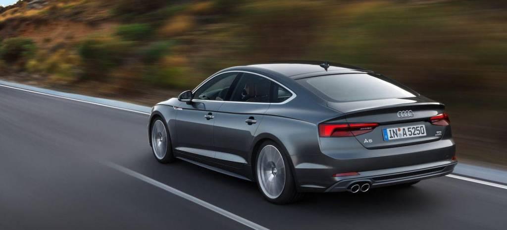 Precio del Audi A5 Sportback 2017: ¿cuánto cuesta la alternativa al BMW Serie 4 Gran Coupé?