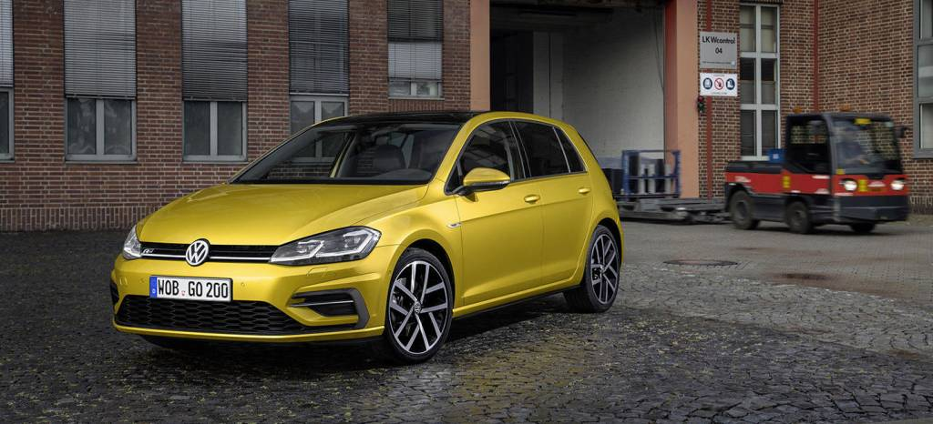 Volkswagen Golf 2017, ya sabemos su precio: ¿cuánto cuesta el renovado Volkswagen Golf?