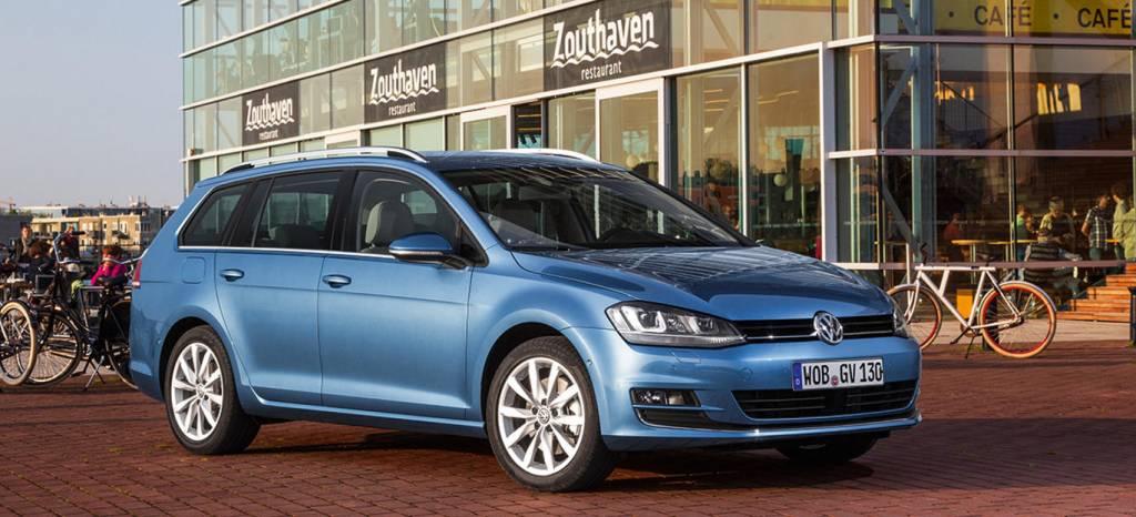 Volkswagen Golf Variant Special Edition: promociones también para la versión familiar