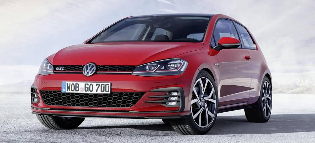 El próximo Volkswagen Golf GTI tendrá un turbo eléctrico y llegará a los 265 caballos