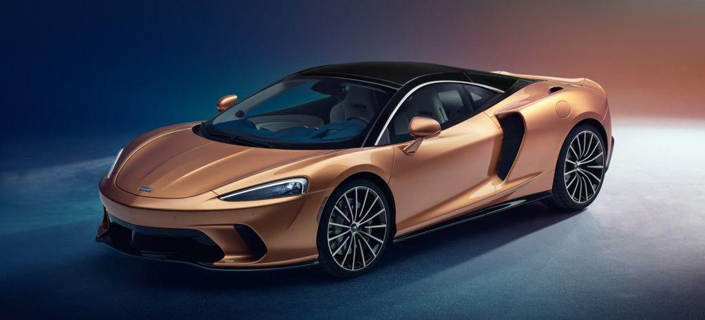 Nace el McLaren GT, el aspirante mejor gran turismo: 620 CV de deportividad, confort y lujo