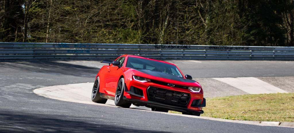 ¡Última llamada! El tiempo se agota para comprar un Chevrolet con motor V8 en Europa