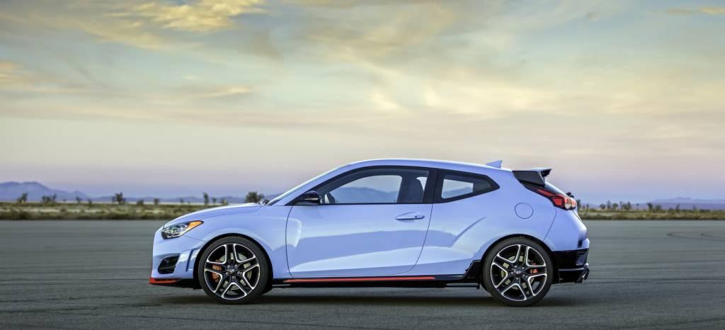 El nuevo Hyundai Veloster N ya está a la venta y es tan caro como un Ford Mustang
