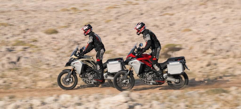 Ducati Multiestrada 1260 Enduro: así es la nueva moto maxi trail de Ducati