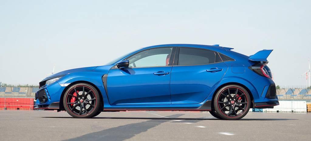 Honda desmiente los rumores de un Civic Type R 4×4 u otras versiones