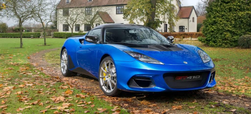 """El Lotus Evora GT410 Sport es el coche que necesitas si el Porsche 911 te parece demasiado """"dulce"""""""