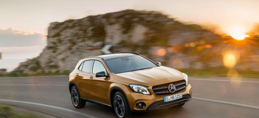 Puedes comprar un Mercedes GLA por 34.000 euros pero, ¿por qué deberías esperar para hacerlo?