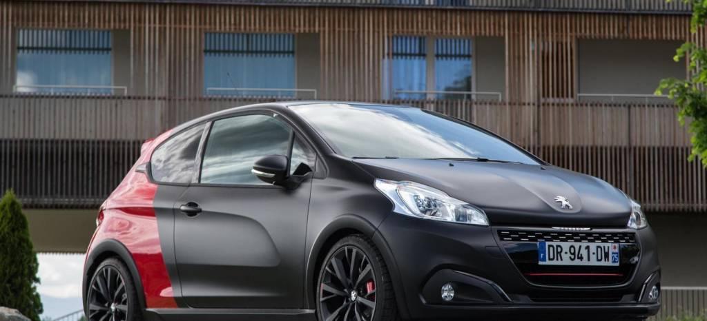 El próximo Peugeot 208 GTI podría ser un coche eléctrico