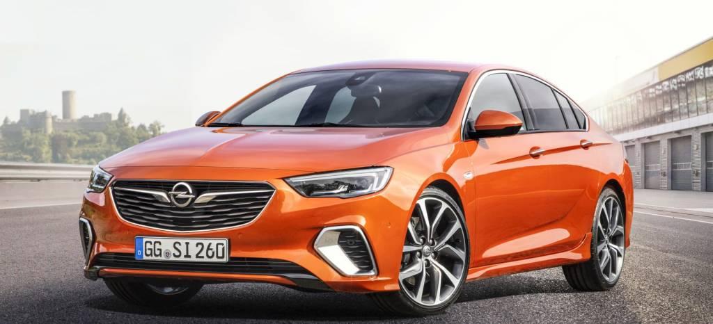 ¡Ya sabemos cuanto cuesta el nuevo Opel Insignia GSI en España! Desde 45.500 euros para hacer frente al KIA Stinger