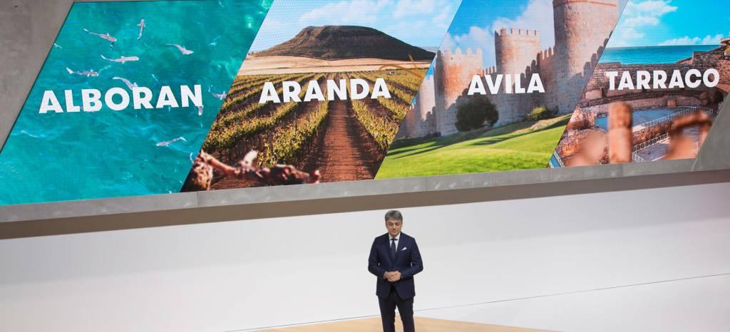 ¡Hora de votar! Estos son los 4 nombres finalistas para el gran SUV de SEAT: SEAT Alboran, SEAT Aranda, SEAT Avila y SEAT Tarraco