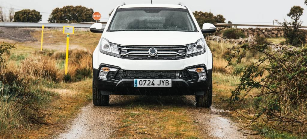 Tienes un SsangYong Korando con tracción total por 22.750 euros, para los que quieren un SUV más aventurero