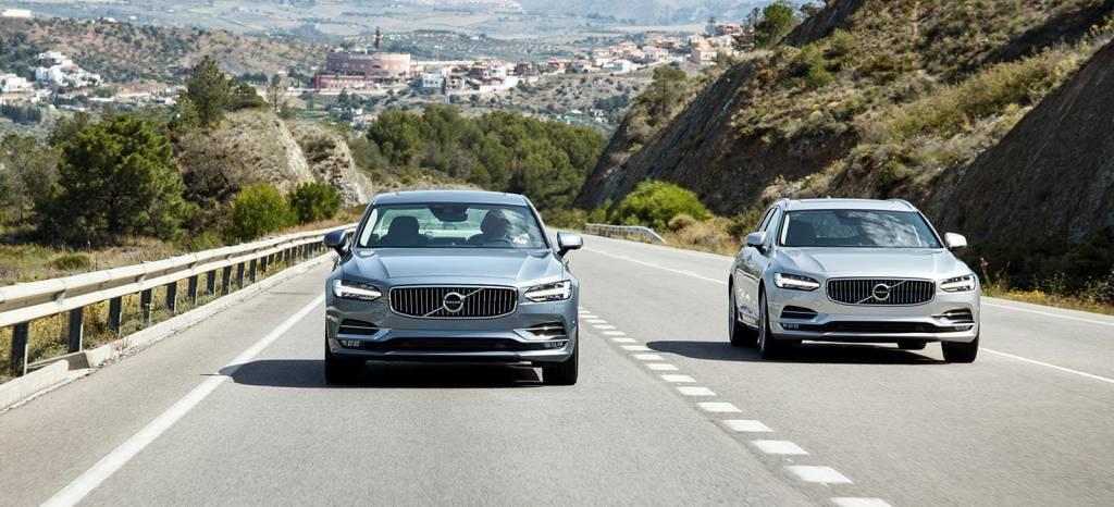 El Volvo S90 está de oferta, con motor diésel de 190 CV y un importante descuento