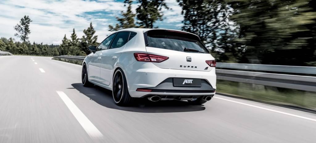 ABT nos propone 70 CV más para el SEAT León Cupra, la fórmula perfecta para hacer frente al Ford Focus RS