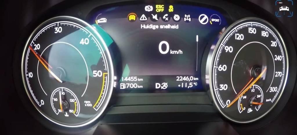 ¿Quién dijo que los diésel son lentos? Así hace el 0 a 270 km/h un Bentley Bentayga Diesel