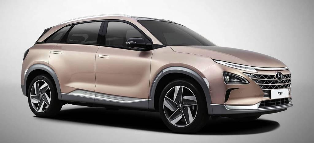 """El Hyundai Tucson y el Kona tendrán un """"hermano"""" de hidrógeno y puedes seguir su presentación en vídeo desde el CES 2018"""