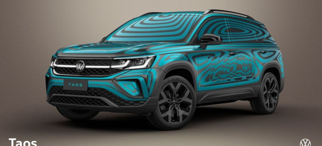 Adelanto Volkswagen Taos P thumbnail