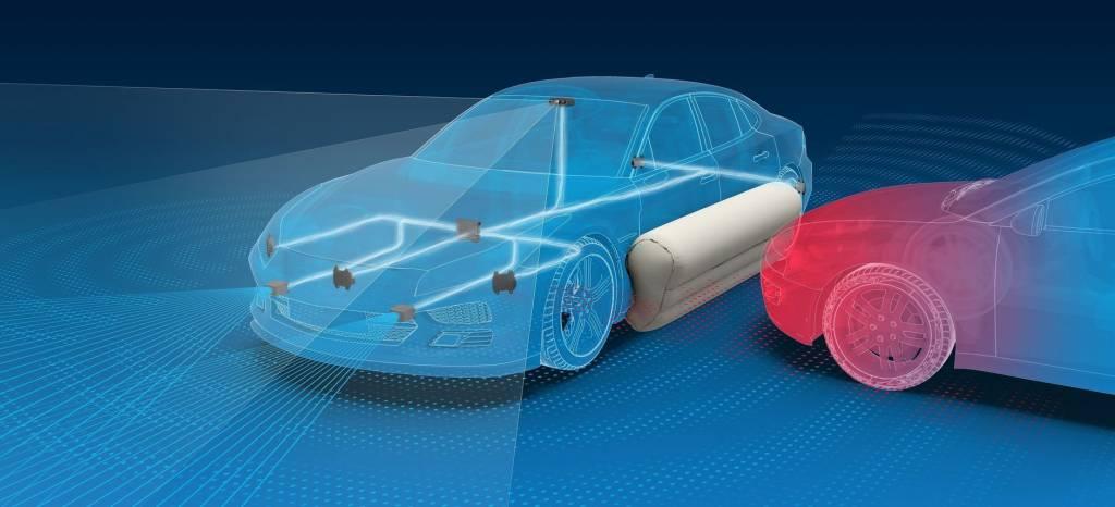 Tu próximo coche podría tener airbags externos para protegerte en caso de accidente