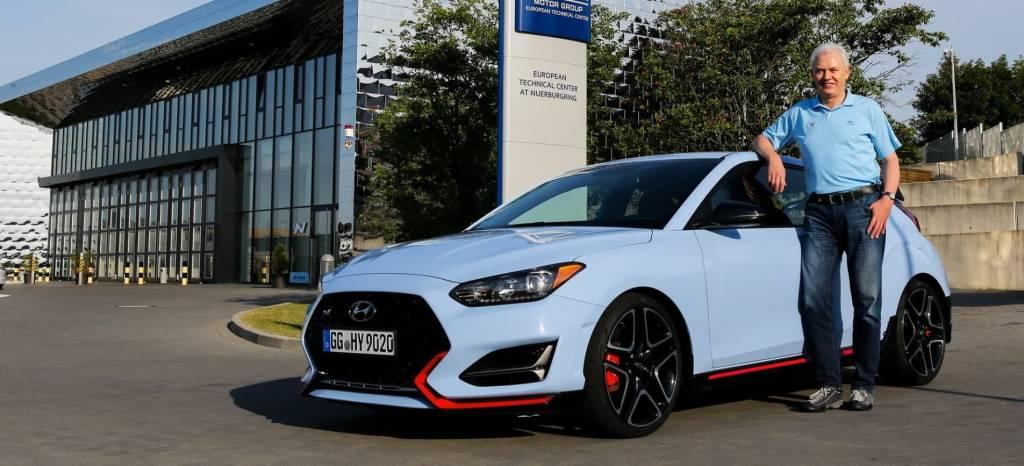 Tras dar vida al Hyundai i30 N y al KIA Stinger, Albert Biermann se convierte en el nuevo jefe de desarrollo de Hyundai