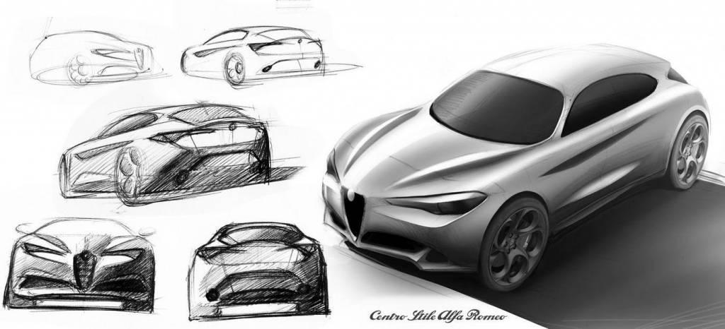 ¿Un nuevo SUV de Alfa Romeo en el Salón de Ginebra? El próximo coche de Alfa podría ser rival del BMW X2
