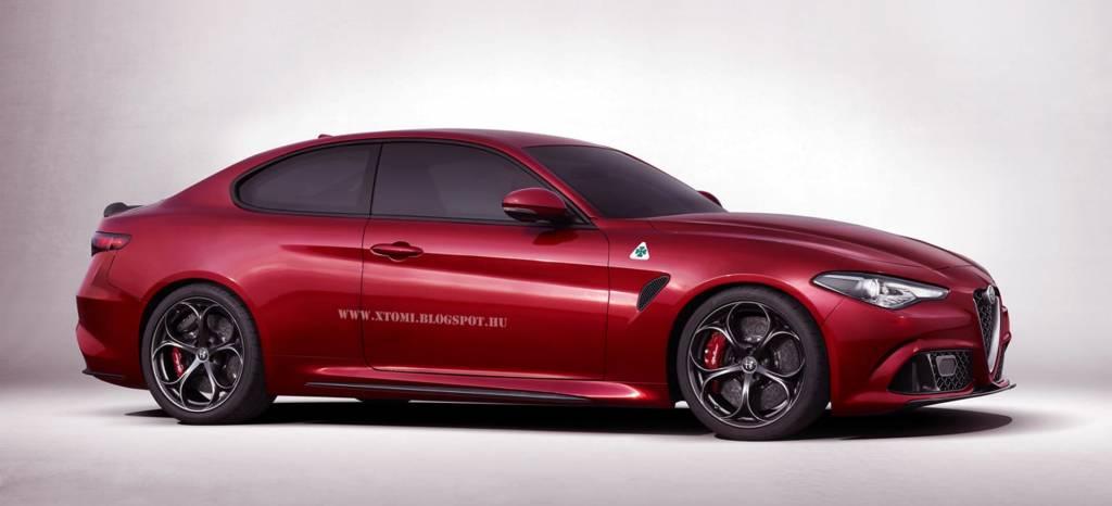 Demasiado bonito para ser verdad: hay quien dice que pronto habrá un Alfa Romeo Giulia Coupé de más de 600 CV