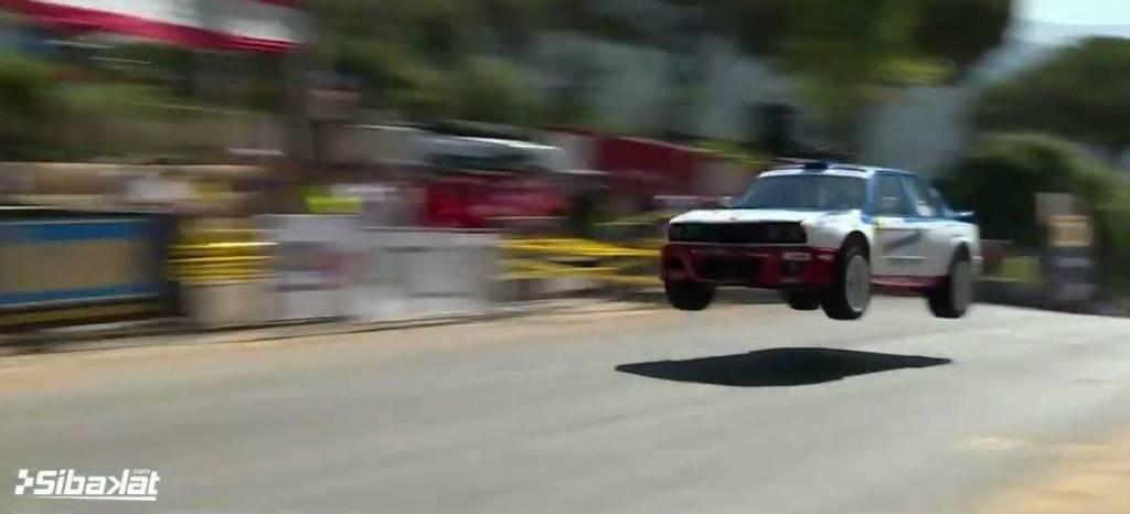 Motor de BMW M3 E46, 440 CV y 9.600 rpm: así incendia un ascenso libanés este BMW Serie 3 E30