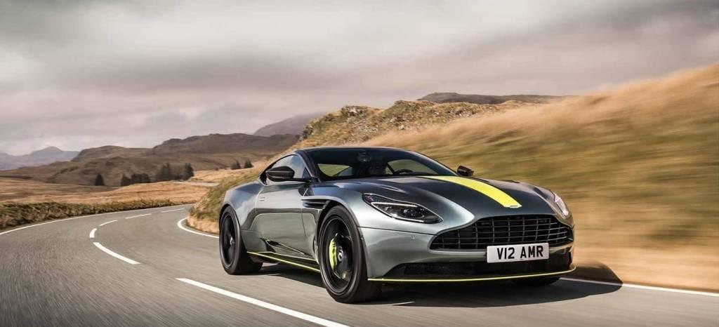 Aston Martin DB11 AMR: 639 CV y 334 Km/h para que te olvides del Bentley Continental GT