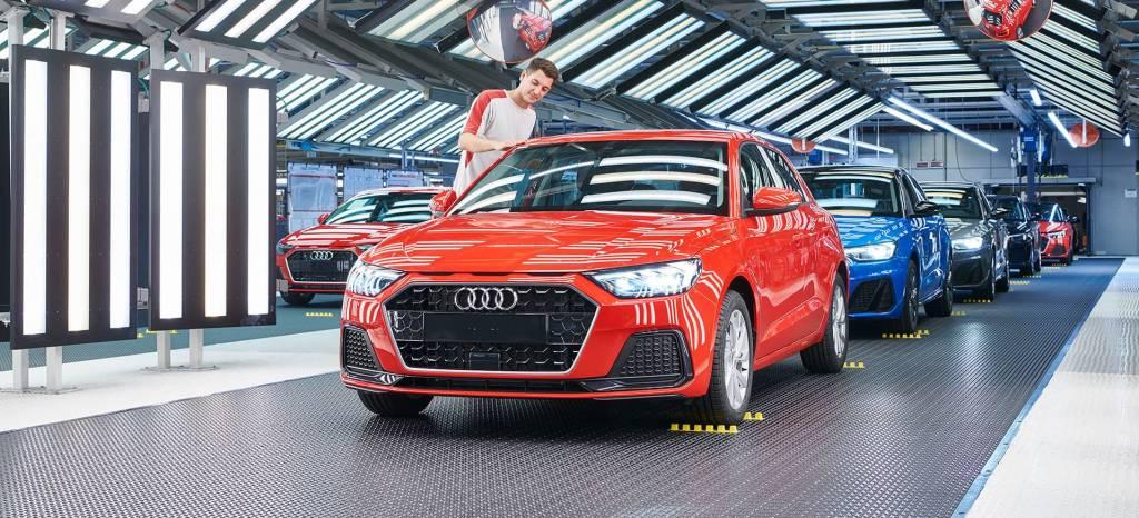 SEAT comienza a producir en Martorell un nuevo Audi: el A1 será el segundo Audi fabricado en España tras el Q3