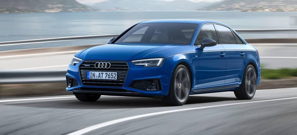 El Audi A4 se actualiza en 2018, con un maquillado para ganar empaque y deportividad (+15 fotos)