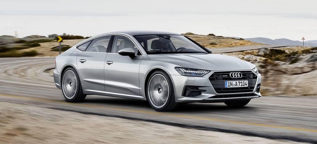 Todo lo que necesitas saber del nuevo Audi A7 Sportback en 5 claves y 52 fotografías