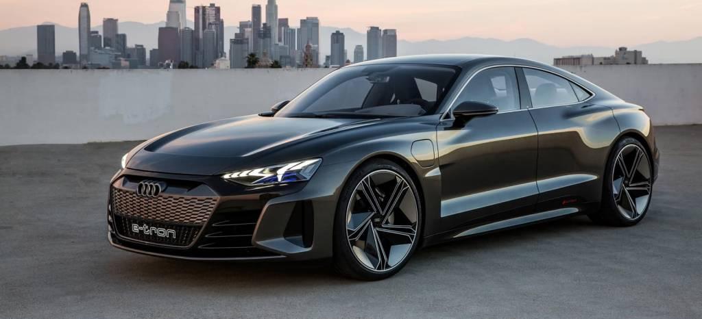 Audi e-tron GT: el primer coche eléctrico de Audi Sport, con 590 CV y a la caza del Tesla Model S