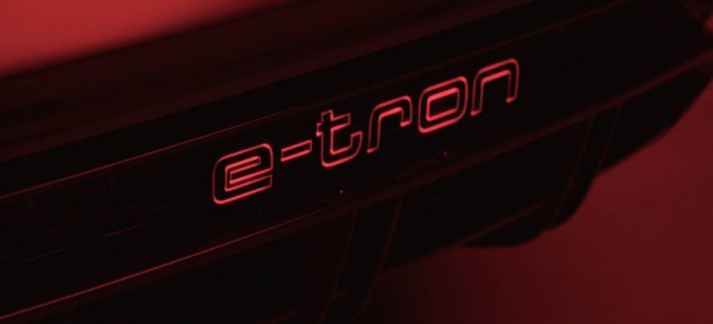 Audi e-tron GT Concept: primer adelanto de la visión de Audi sobre el Porsche Taycan