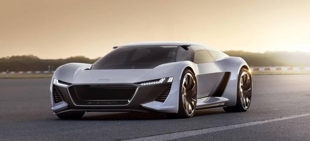 Sacando los colores al Peugeot e-Legend: el Audi PB18 e-tron sí llegará a las calles