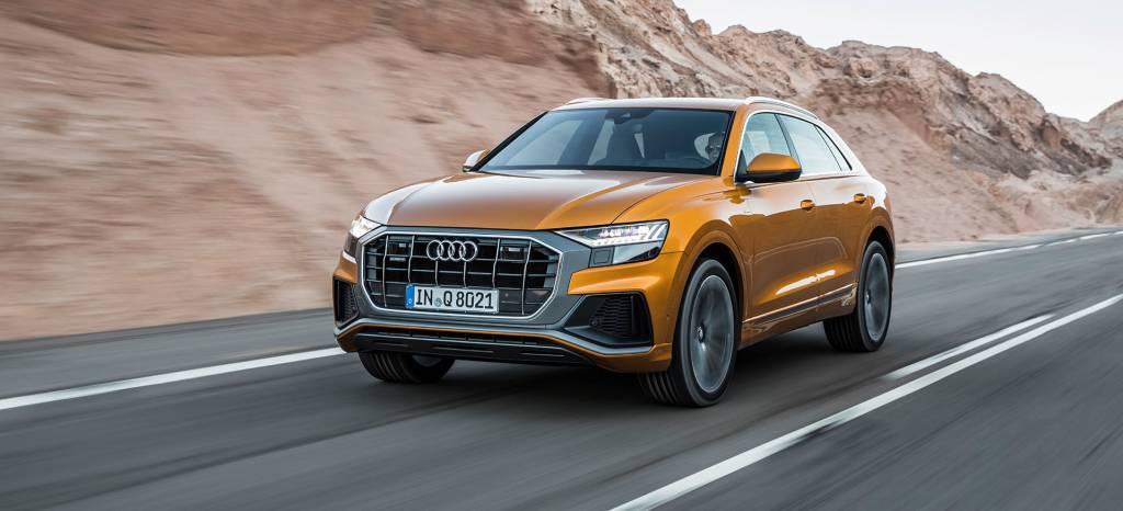 El Audi Q8 ya tiene precio en Alemania: 76.300 euros para el diésel de 286 CV