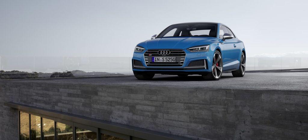 Audi S5 TDI: diésel, microhíbrido…y deportivo