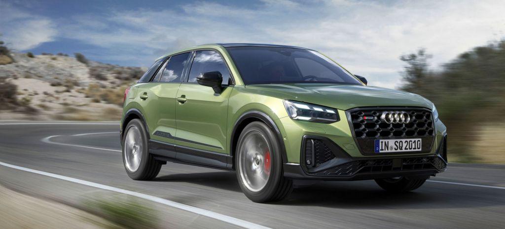 Audi Sq2 2021 Verde 06 thumbnail