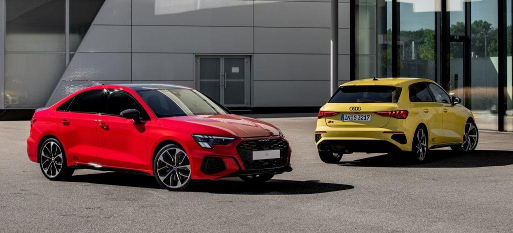 Audi S3 Sedan; Audi S3 Sportback thumbnail