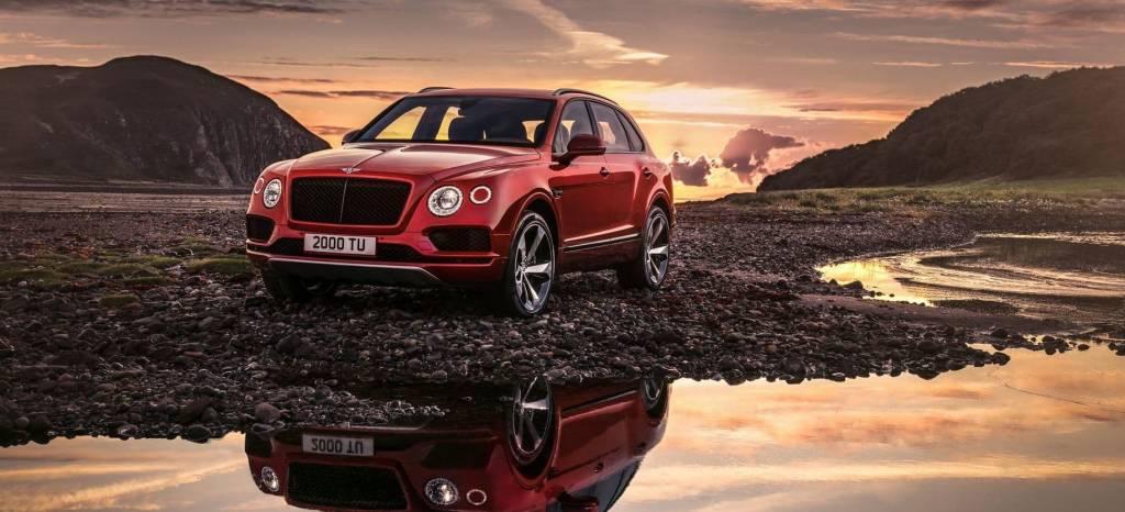 El Bentley Bentayga está de estreno: recibe un V8 de 550 CV y los frenos más grandes jamás montados por la marca