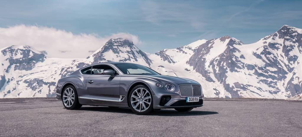 ¡Bentley Continental GT 2018 a prueba! La perfecta combinación entre lujo y deportividad