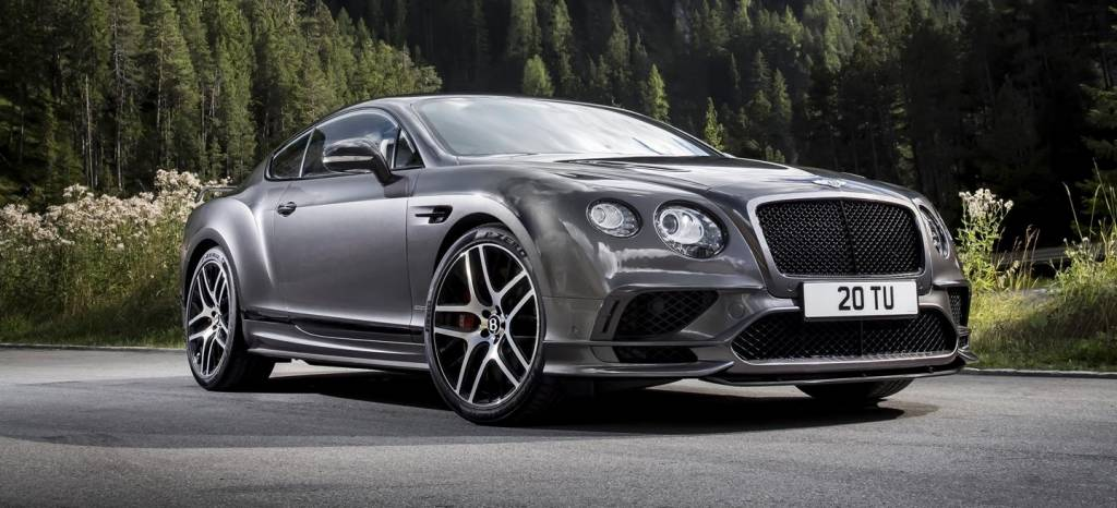 Bentley Continental Supersports: 710 CV para el Bentley más rápido y extremo de la historia