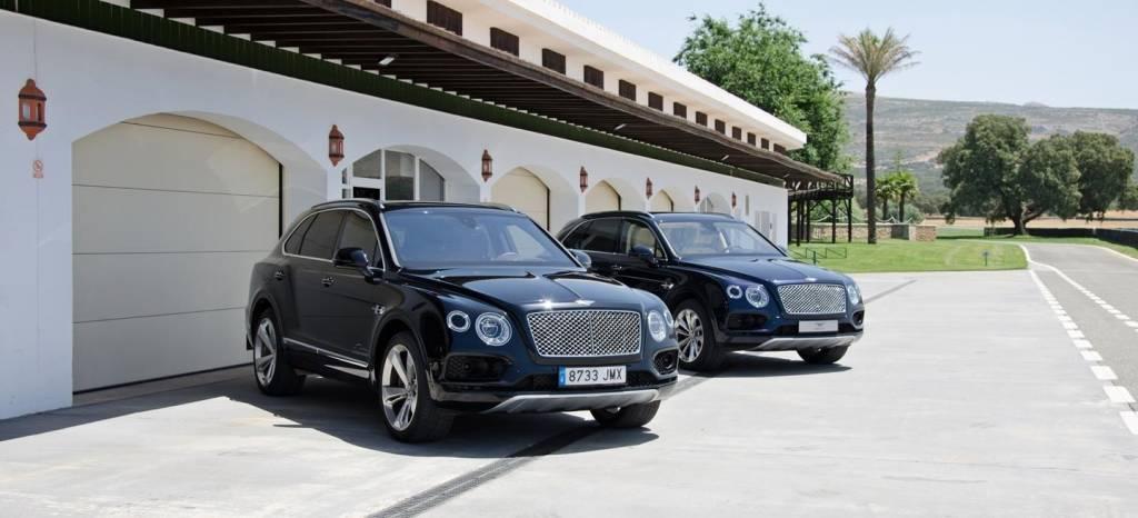 Bentley Technical Driving Journey 2016: Continental GT y Bentayga al límite