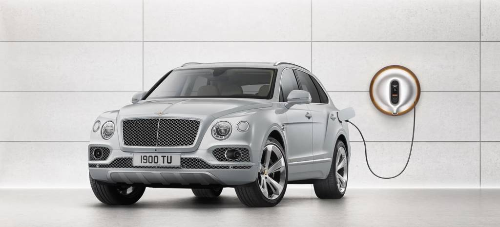 Bentley Bentayga Plug-In Hybrid: lujo en clave híbrida con 50 Km de cero emisiones (+27 fotos)