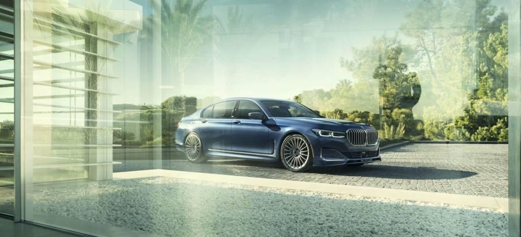 """608 CV y extra de parrilla para el renovado Alpina B7: el """"M7"""" que BMW no se atreve a producir"""