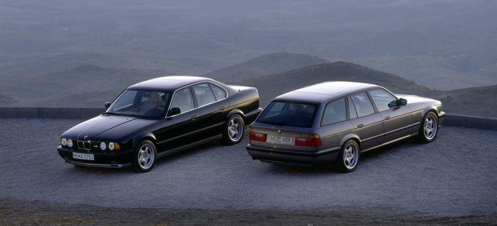 El rey de las rancheras: BMW fabricó un M5 E34 Touring con el motor V12 del McLaren F1